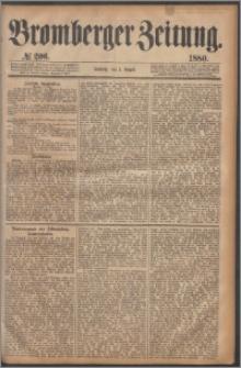 Bromberger Zeitung, 1880, nr 206