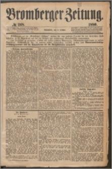 Bromberger Zeitung, 1880, nr 268