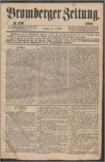 Bromberger Zeitung, 1880, nr 270