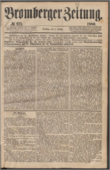 Bromberger Zeitung, 1880, nr 271