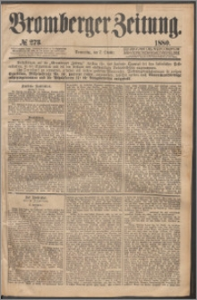 Bromberger Zeitung, 1880, nr 273