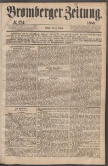 Bromberger Zeitung, 1880, nr 274