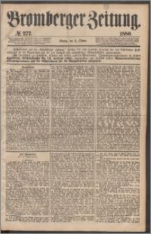 Bromberger Zeitung, 1880, nr 277