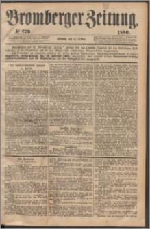 Bromberger Zeitung, 1880, nr 279