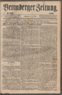 Bromberger Zeitung, 1880, nr 280