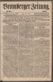 Bromberger Zeitung, 1880, nr 281