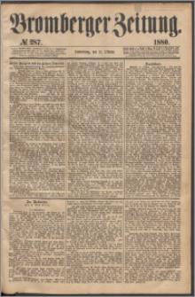 Bromberger Zeitung, 1880, nr 287