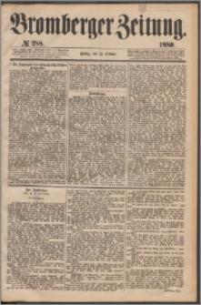 Bromberger Zeitung, 1880, nr 288