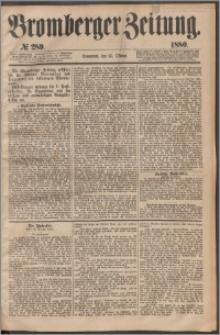 Bromberger Zeitung, 1880, nr 289