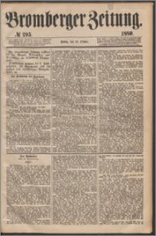 Bromberger Zeitung, 1880, nr 295