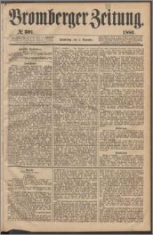 Bromberger Zeitung, 1880, nr 301
