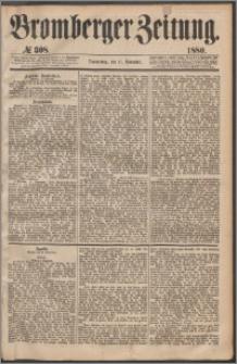 Bromberger Zeitung, 1880, nr 308