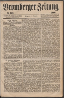 Bromberger Zeitung, 1880, nr 309