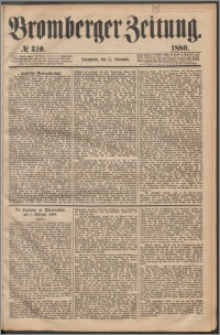 Bromberger Zeitung, 1880, nr 310