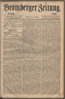 Bromberger Zeitung, 1880, nr 320