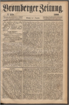 Bromberger Zeitung, 1880, nr 328