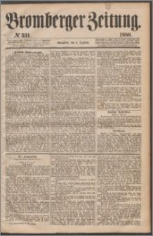 Bromberger Zeitung, 1880, nr 331
