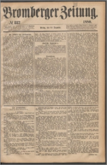 Bromberger Zeitung, 1880, nr 337