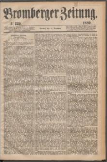 Bromberger Zeitung, 1880, nr 339