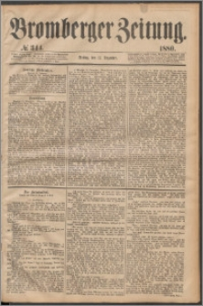 Bromberger Zeitung, 1880, nr 344