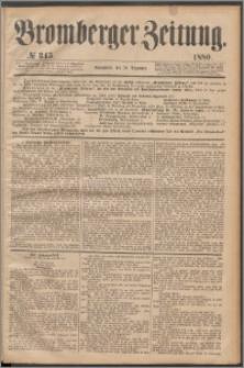 Bromberger Zeitung, 1880, nr 345