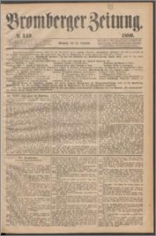 Bromberger Zeitung, 1880, nr 349
