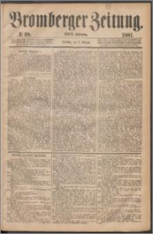 Bromberger Zeitung, 1881, nr 38