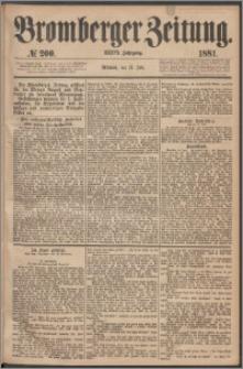 Bromberger Zeitung, 1881, nr 200