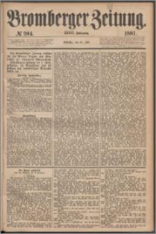 Bromberger Zeitung, 1881, nr 204