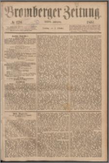 Bromberger Zeitung, 1881, nr 276