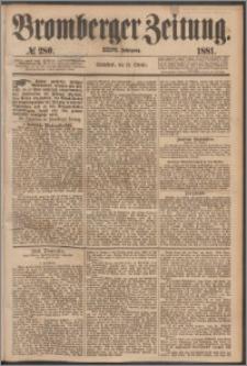 Bromberger Zeitung, 1881, nr 280