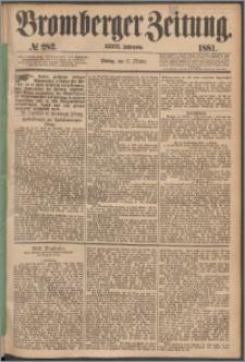 Bromberger Zeitung, 1881, nr 282