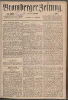 Bromberger Zeitung, 1881, nr 299