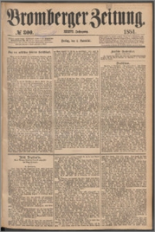 Bromberger Zeitung, 1881, nr 300