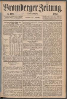 Bromberger Zeitung, 1881, nr 301