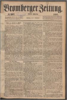 Bromberger Zeitung, 1881, nr 302