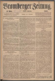 Bromberger Zeitung, 1881, nr 304