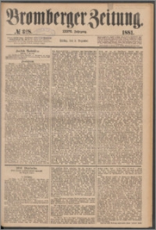 Bromberger Zeitung, 1881, nr 328