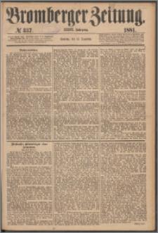 Bromberger Zeitung, 1881, nr 337