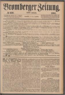 Bromberger Zeitung, 1881, nr 350