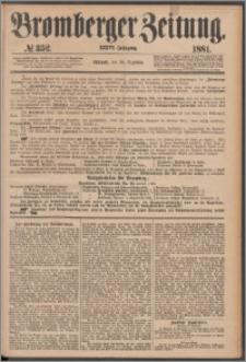Bromberger Zeitung, 1881, nr 352