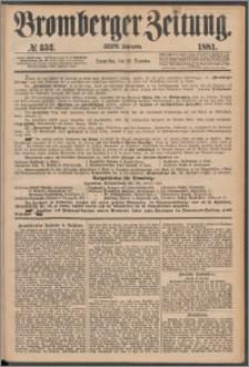 Bromberger Zeitung, 1881, nr 353