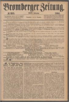 Bromberger Zeitung, 1881, nr 355