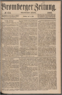 Bromberger Zeitung, 1882, nr 154
