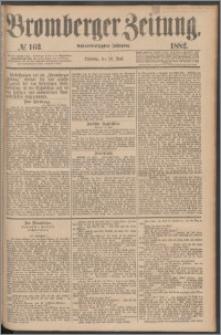 Bromberger Zeitung, 1882, nr 163