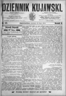 Dziennik Kujawski 1894.07.29 R.2 nr 170