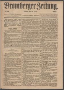 Bromberger Zeitung, 1883, nr 28
