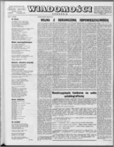 Wiadomości, R. 12 nr 46 (607), 1957