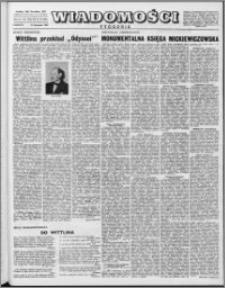 Wiadomości, R. 12 nr 47 (608), 1957