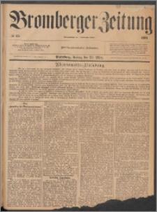 Bromberger Zeitung, 1883, nr 85